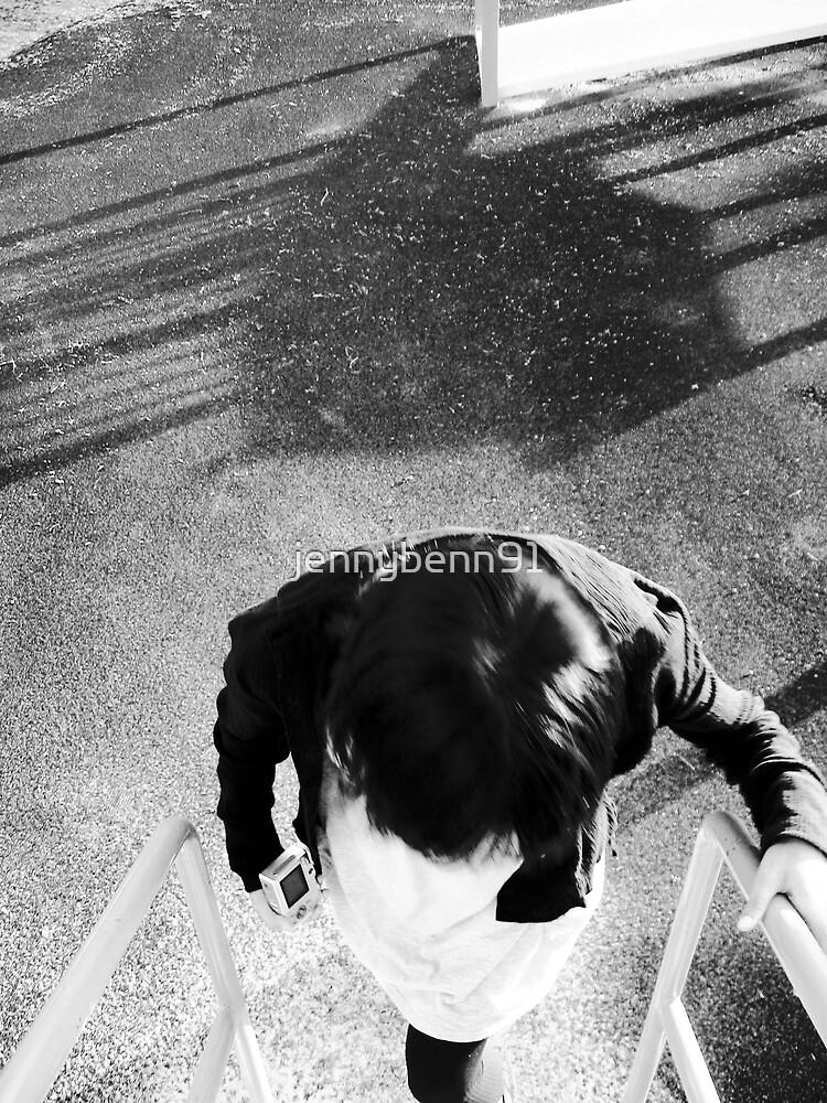 The road alone by jennybenn91