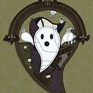 Ooh the Ghost by Valerie Hartley Bennett