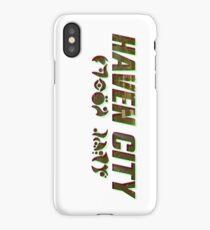 Haven City iPhone Case