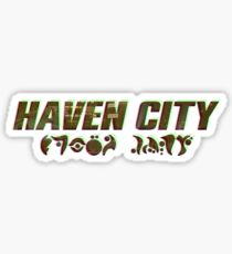Haven City Sticker