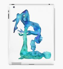 Acro Yoga couple iPad Case/Skin