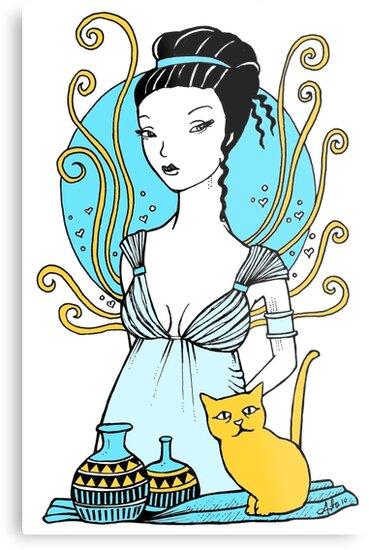 Aphrodite Tee by Anita Inverarity