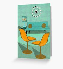 Room For Conversation Greeting Card