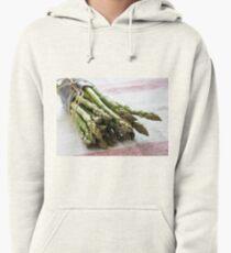 Asparagus Pullover Hoodie