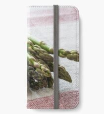 Asparagus iPhone Wallet