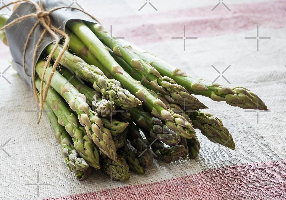 Asparagus by ansaharju