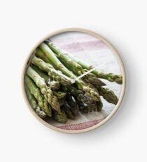 Asparagus Clock