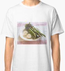 Asparagus and Garlic Classic T-Shirt