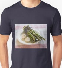 Asparagus and Garlic Unisex T-Shirt