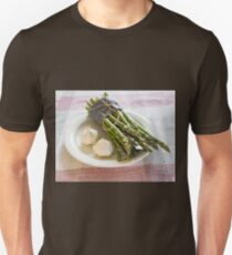 Asparagus and Garlic Unisex T-Shirt