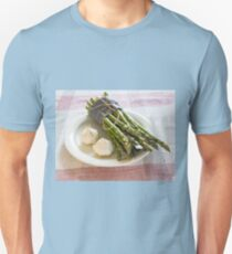 Asparagus and Garlic T-Shirt