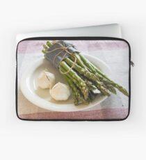 Asparagus and Garlic Laptop Sleeve