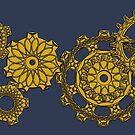 Woven Clockwork by Valerie Hartley Bennett