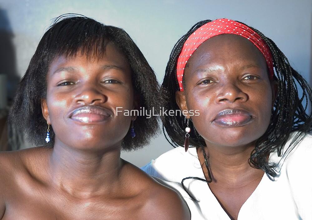 nora n pamela by FamilyLikeness