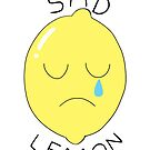 Sad Lemon by CAPT-N