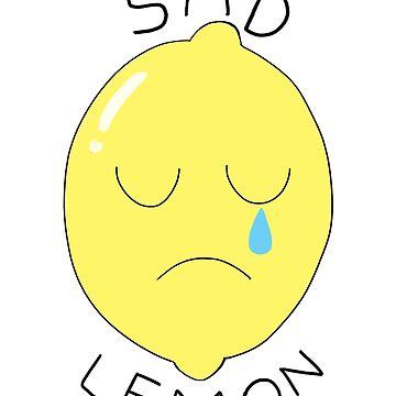 Sad Lemon by CAPT-N