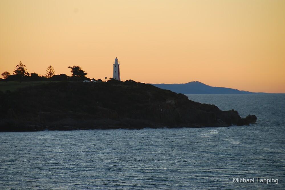 Mersey Bluff - Devonport -  Tasmania by Michael Tapping