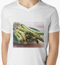 Asparagus Men's V-Neck T-Shirt