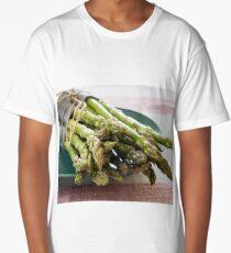 Asparagus Long T-Shirt