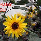 Thank you card by Christian  Zammit