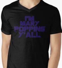 Was He Cool? Men's V-Neck T-Shirt