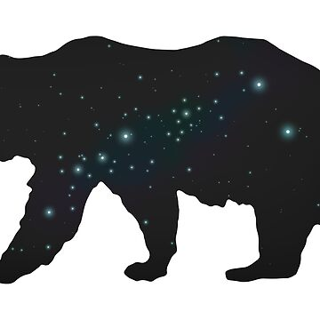 Space Bear by mortiis99