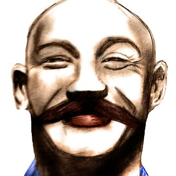 Charles Bronson by ObscureArt