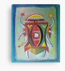 Astrapop 30 Canvas Print