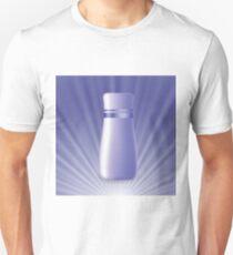 blue cosmetic tube T-Shirt