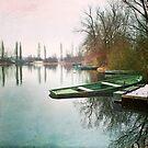 At the lake by Angela Bruno