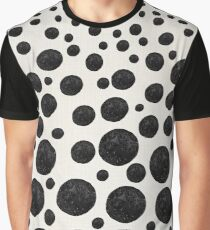 BNW Agatized Coral Dots Graphic T-Shirt