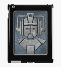 Cyberman Logo iPad Case/Skin