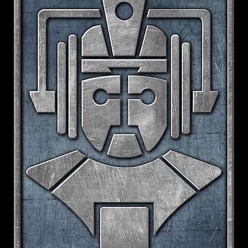 Cyberman Logo by Iainmaynard