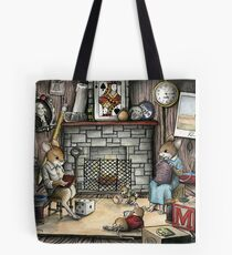 A Quiet Evening Tote Bag