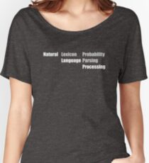 Natural Language Processing (NLP) Women's Relaxed Fit T-Shirt