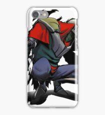 Ninja Zed iPhone Case/Skin
