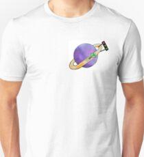 Space Theme Park Unisex T-Shirt