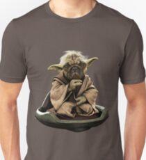 Yoda Pug Star Wars Tee Unisex T-Shirt