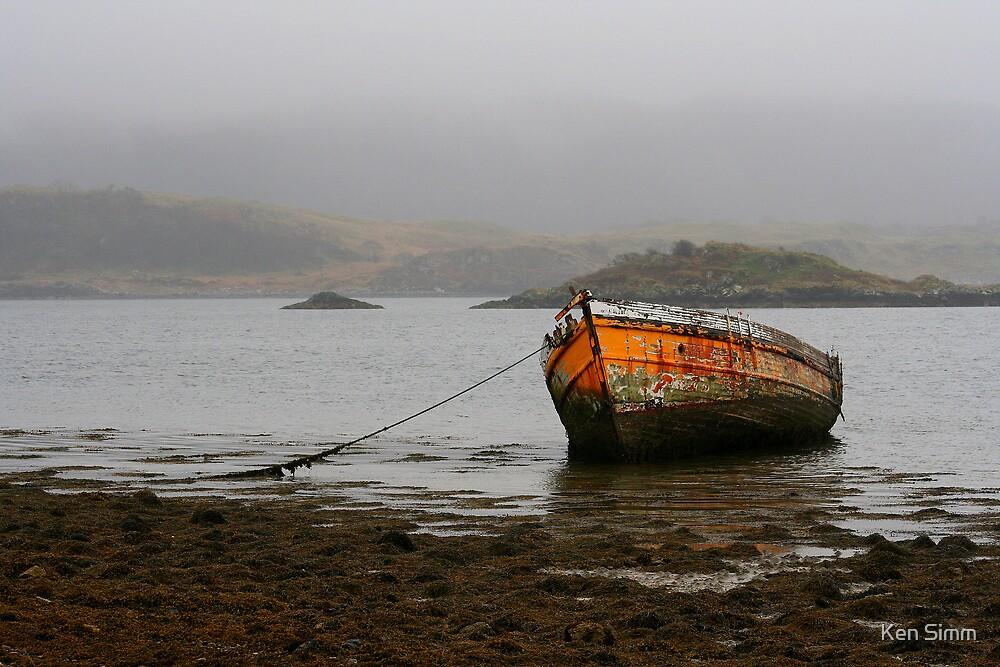 Wreck Ardfern by Kenart