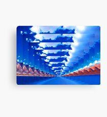 Infinity Landscape Canvas Print