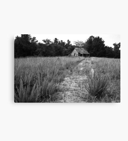home away from home Canvas Print