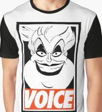 "Ursula ""VOICE""  Graphic T-Shirt"