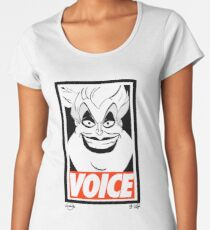 "Ursula ""VOICE""  Women's Premium T-Shirt"