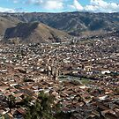 Above Cusco I - Cusco, Cusco Province, Peru by Rebel Kreklow