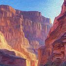 Canyon Light by Walter Colvin