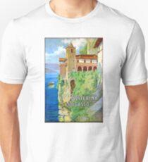 Italy Santa Caterina del Sasso Vintage Poster Unisex T-Shirt