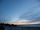 Frozen Sunset by emdavis