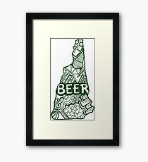 NH_beerme Framed Print