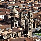 Above Cusco II - Cusco, Cusco Province, Peru by Rebel Kreklow