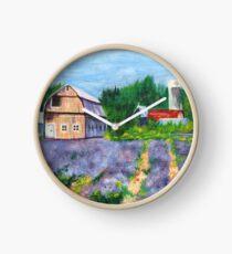Le Lavandou  Horloge